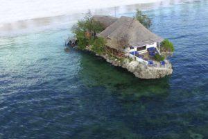 Therock Restaurant Zanzibar